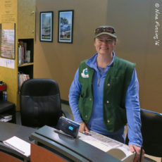 Solo Volunteering At LCIC, Cape Disappointment State Park, WA