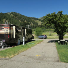 RV Park Review – The Meadows RV Park, Ketchum, ID