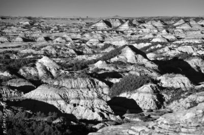 More badlands beauty