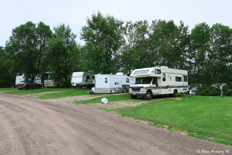 Cp Campground Review Indian Point Duluth Mn Wheeling It