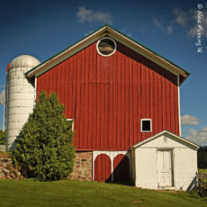 Around Ann Arbor, MI – Historic Barns & Henry Ford