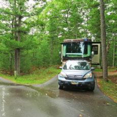 NP Campground Review – Platte River Campground, Sleeping Bear Dunes, MI