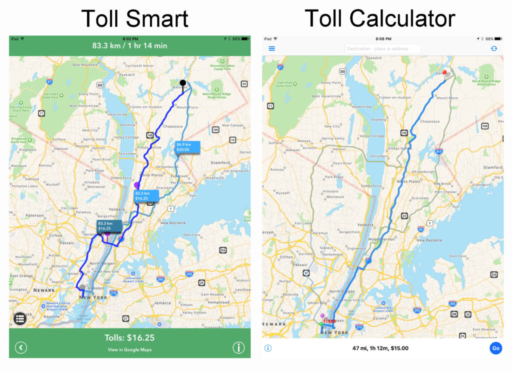 RV Driving In The East -> Tolls, EZ Pass & Low Clearances ...