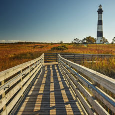 Chasing Lighthouses & Sand -> Outer Banks, NC