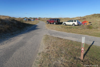 View of A Loop. This is TENT ONLY loop (no RVs)