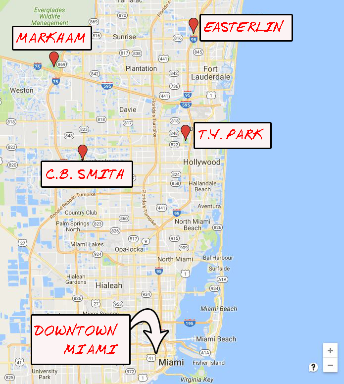 Miami Fl Staying Getting Around Dogs Amp More