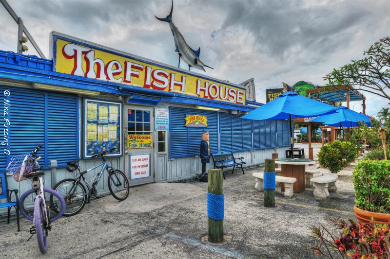 Settling into the island vibe key largo fl wheeling it for Key largo fish market