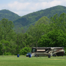 CP Campground Review – Glen Maury Park, Buena Vista, VA