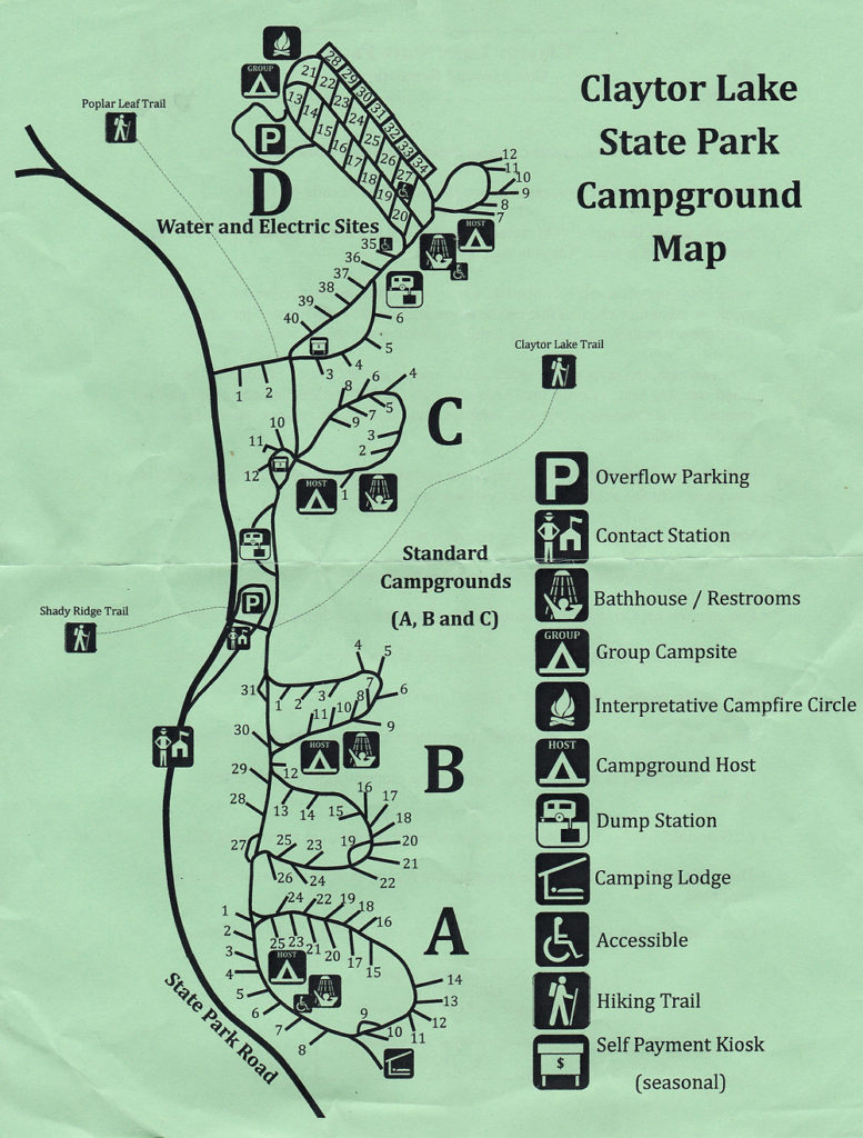Sp Campground Review Claytor Lake State Park Dublin Va
