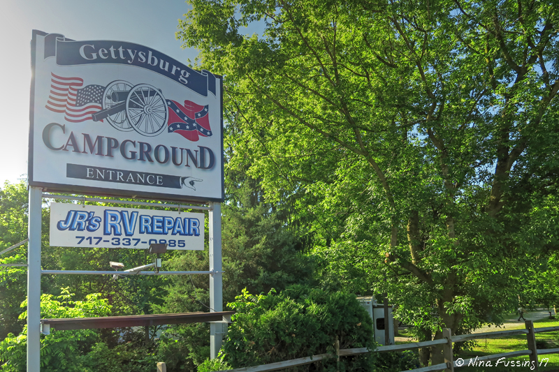 RV Campground Review – Gettysburg RV Park, Gettysburg, PA