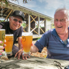 Beer, Gardens and Lighthouses – Boothbay, ME